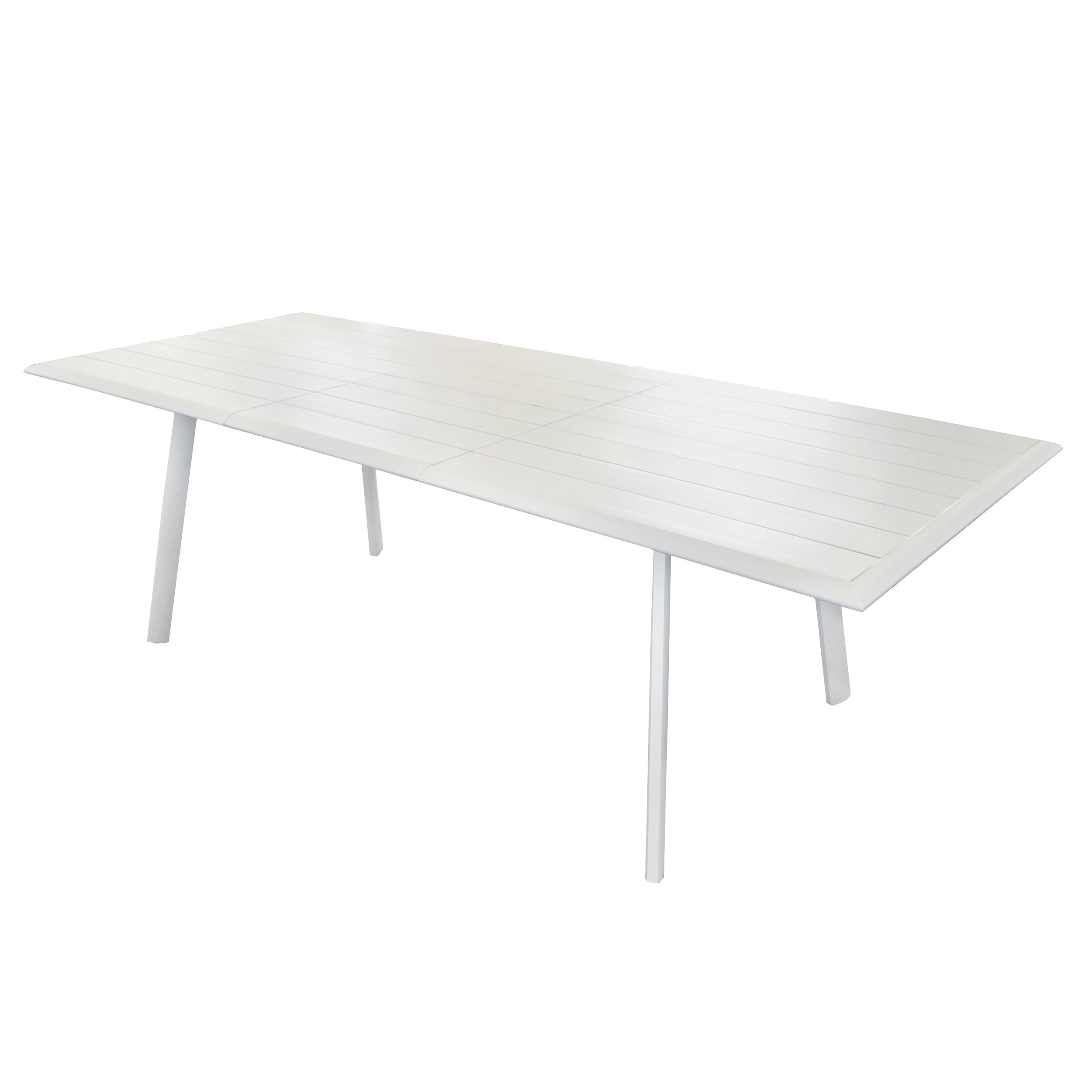 Emejing Table De Jardin Extensible Modulo Contemporary - House ...
