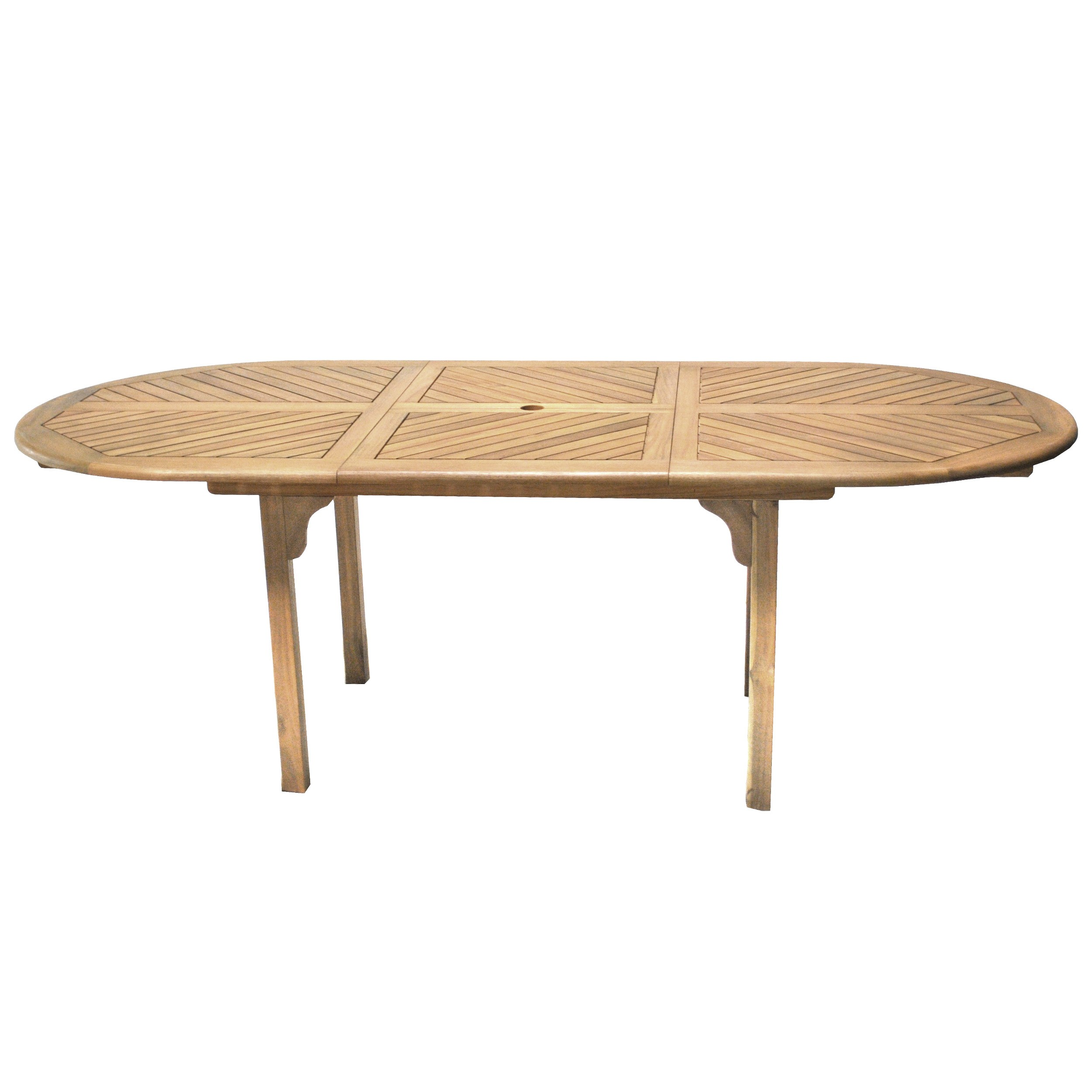 Table de jardin extensible 220 cm Amazonia