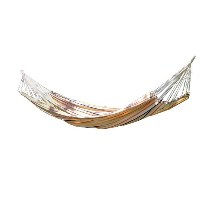 acheter hamac raye multicouleur confort