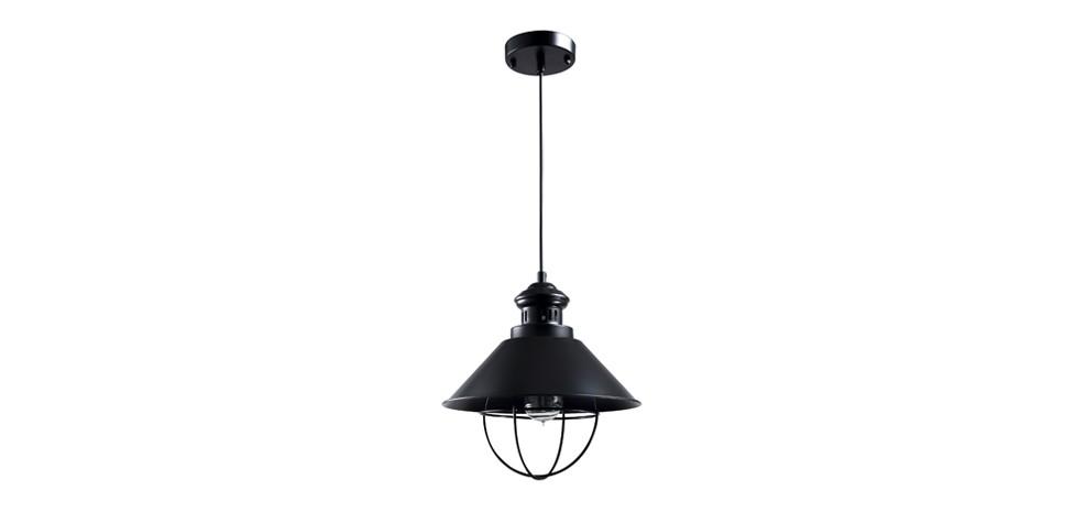 acheter lampe suspension noire promo kitchen