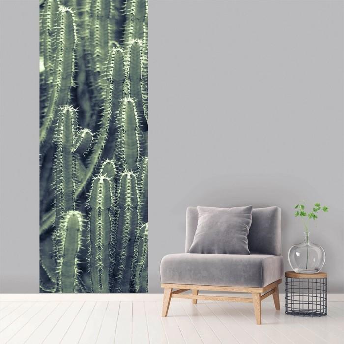 acheter le de papier peint 100 x 270 cm cactus