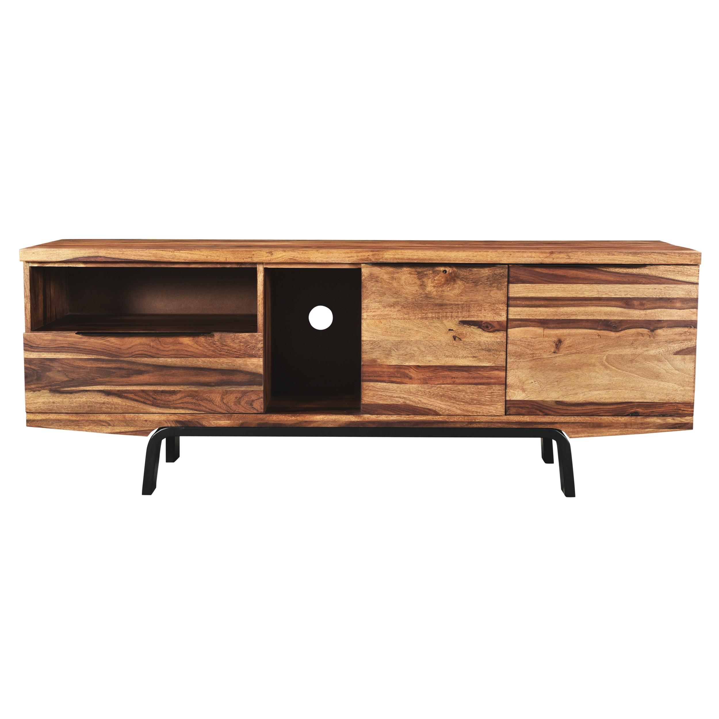 e660573d87a ... métal 2 tiroir 1 porte Spike by Drawer. acheter meuble tv bois massif