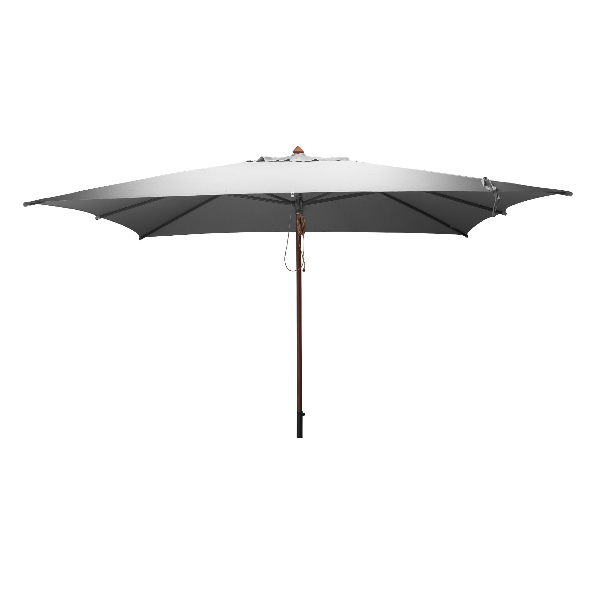 acheter parasol ecru design exterieur