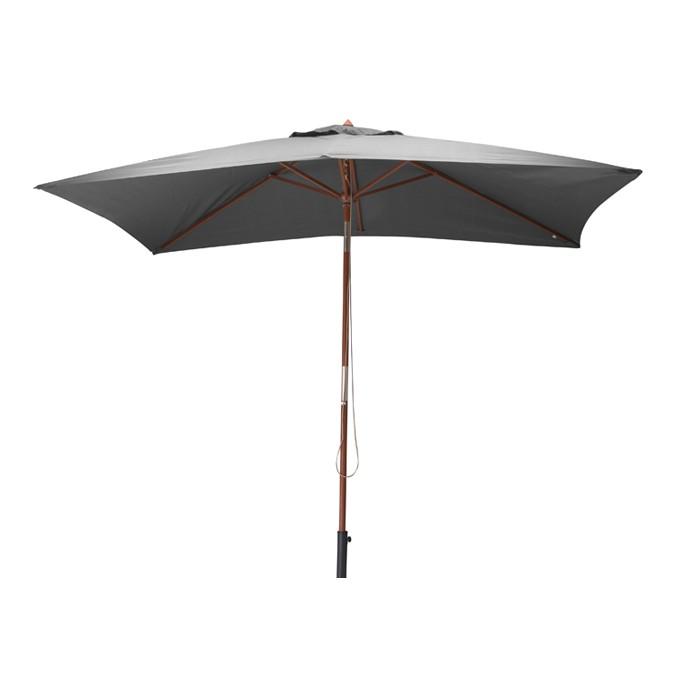 acheter parasol gris 3 x 2 m
