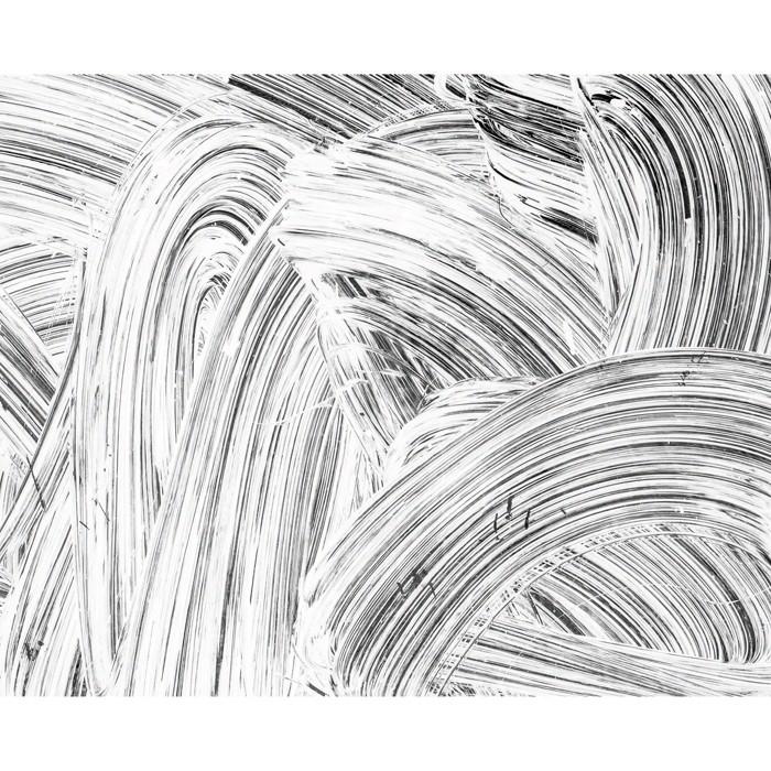 acheter poster 50 cm noir et blanc peinture