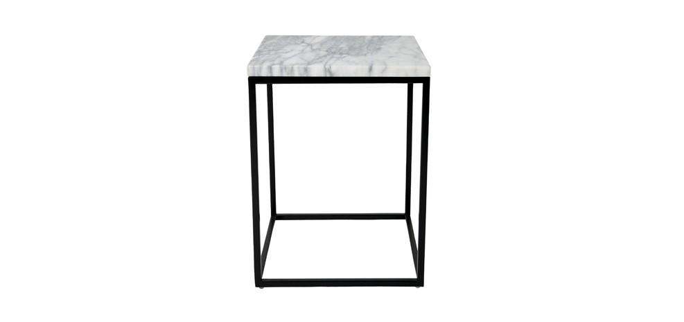acheter table basse carree marbre