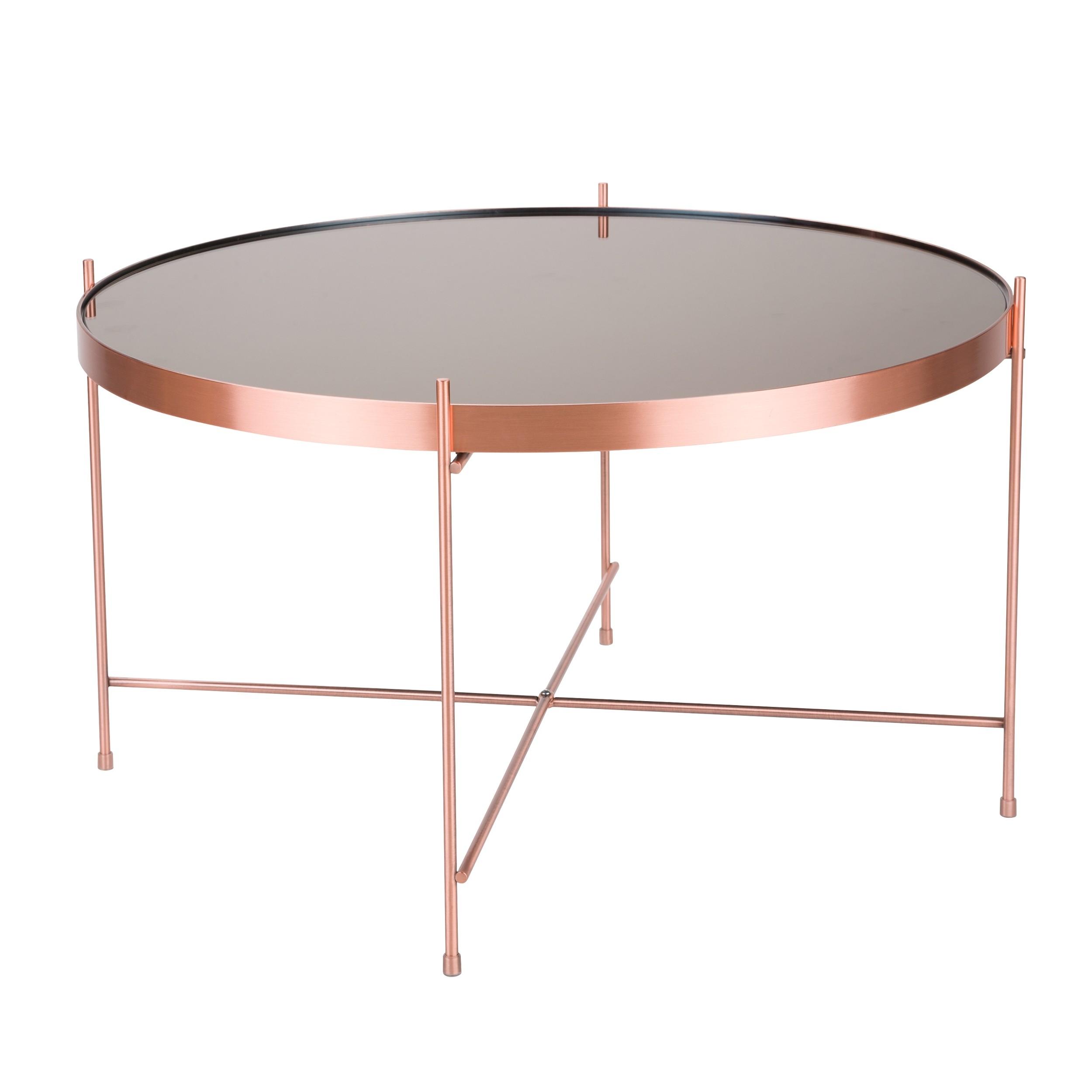Table Basse Ronde Valdo Cuivre M Commandez Nos Tables Basses Ronde Valdo Cuivre M Rdv Deco