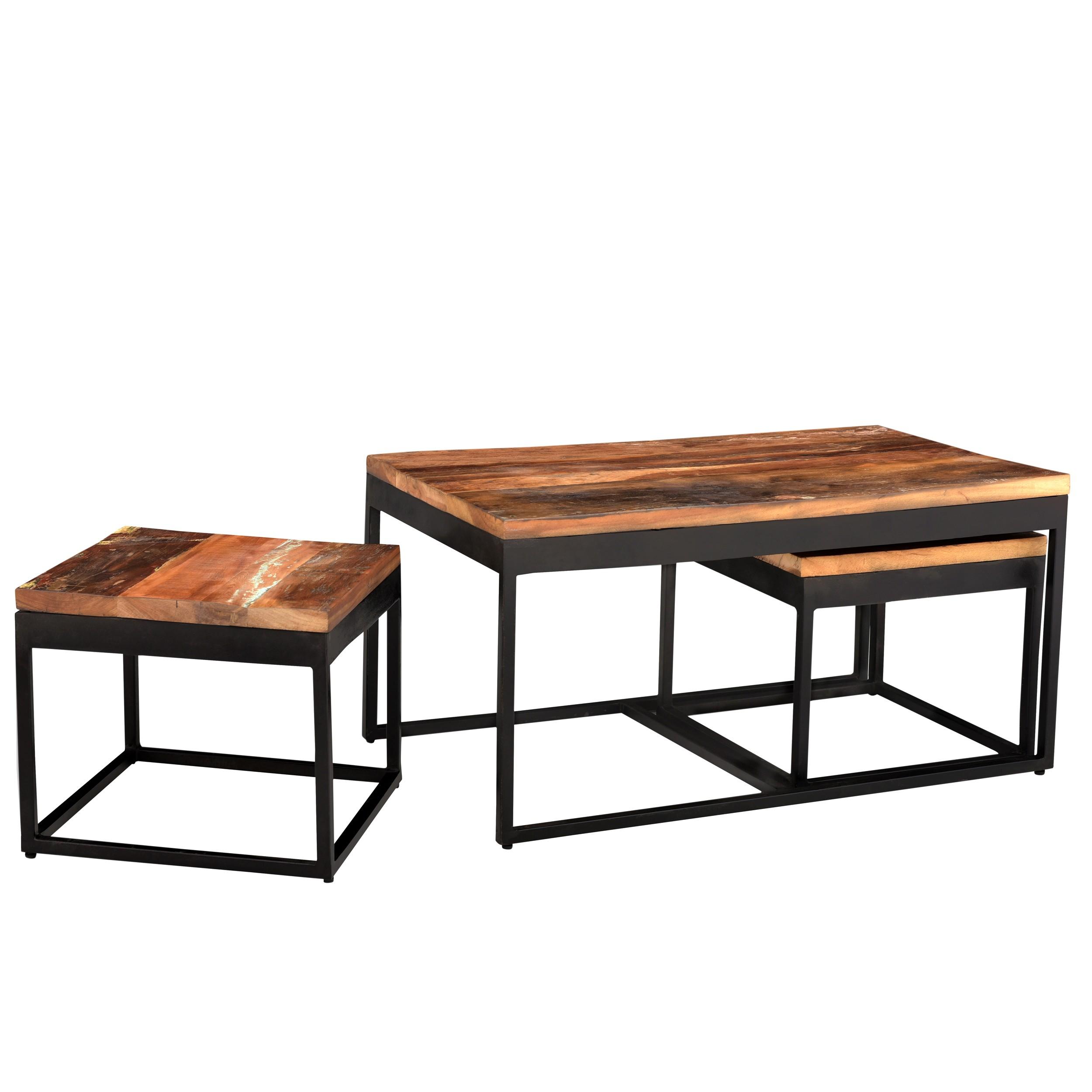 acheter table basse lot de 3