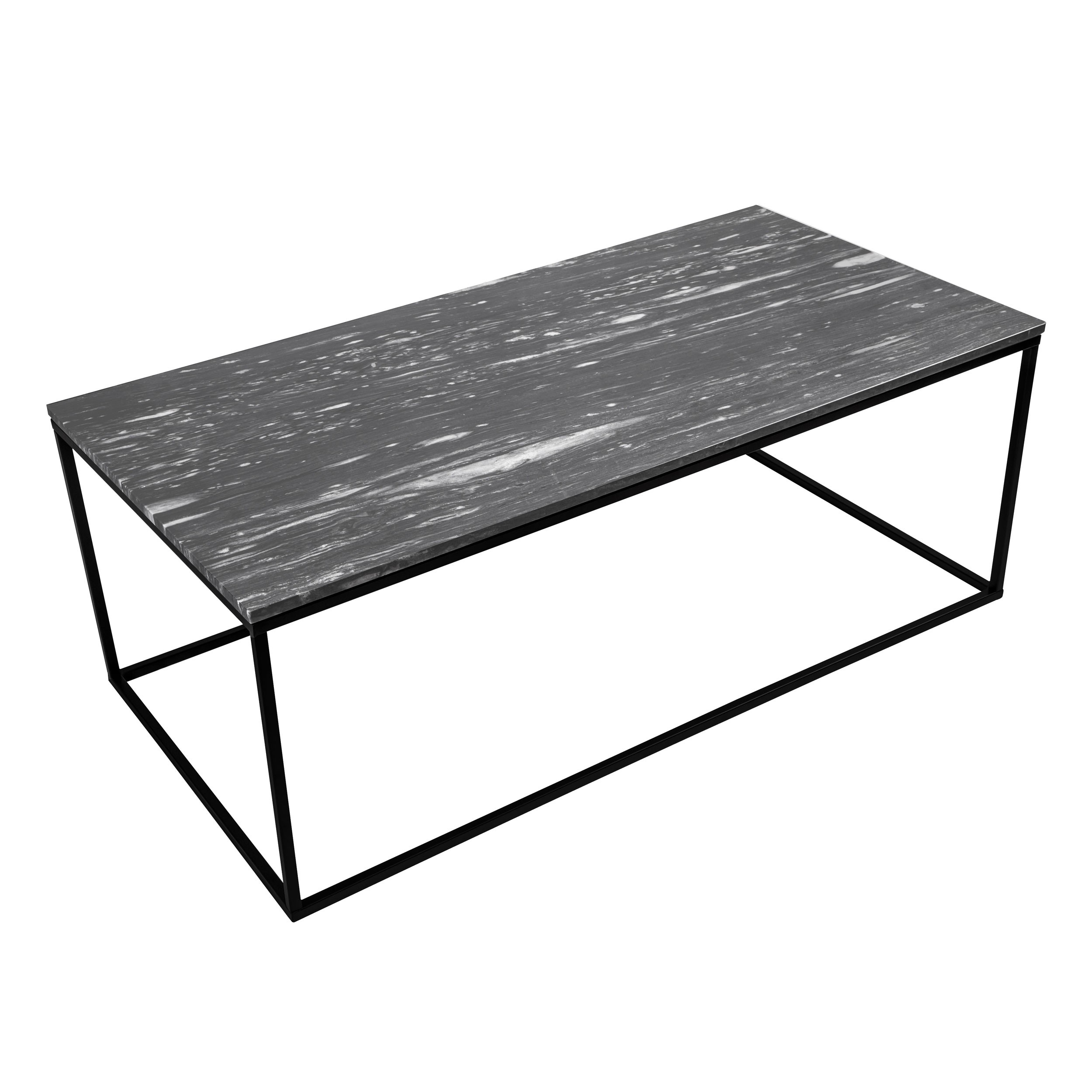 table basse rectangulaire dagmar marbre noire achetez les tables basses rectangulaires dagmar. Black Bedroom Furniture Sets. Home Design Ideas