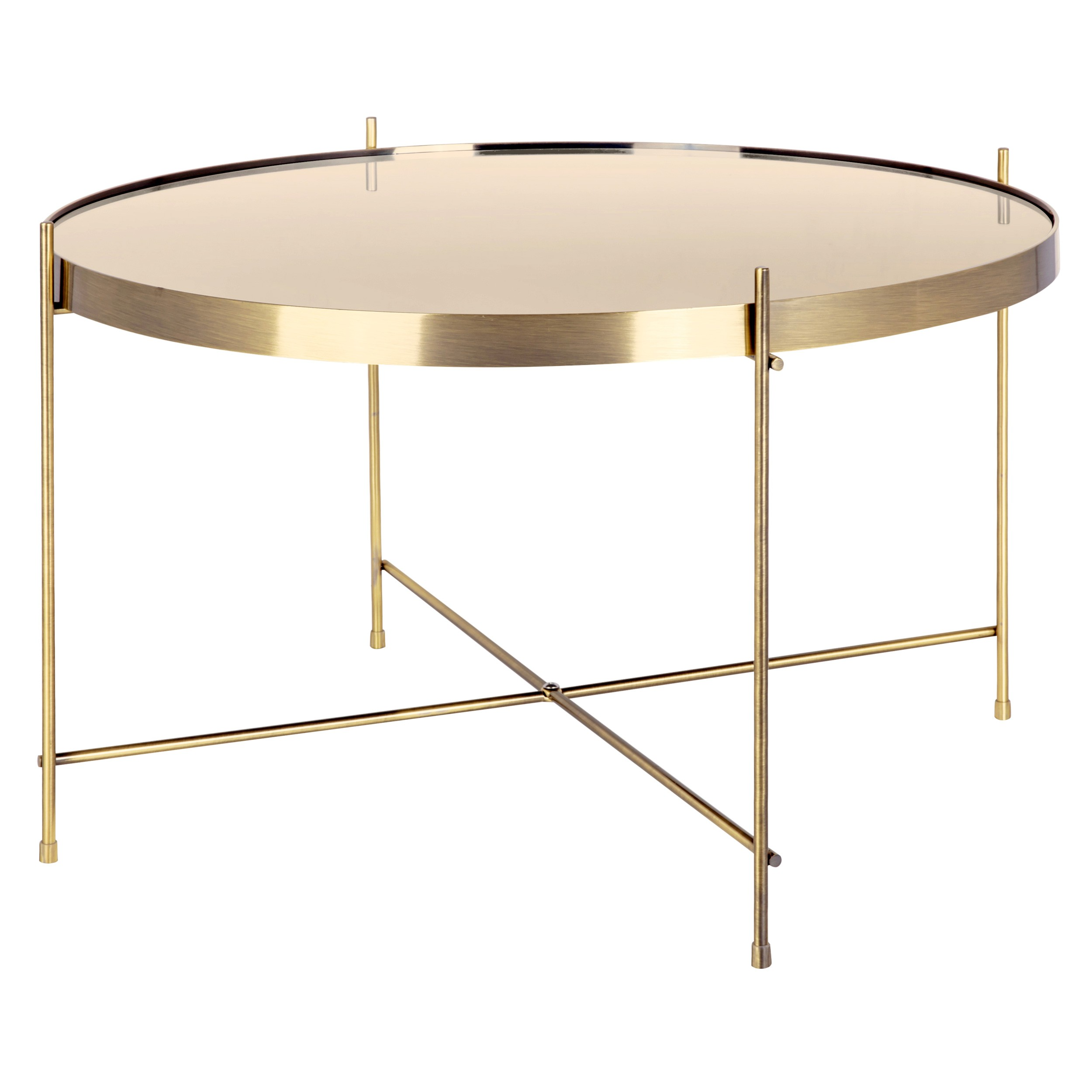 Or Valdo M Table Basse Ronde A3q45RjL