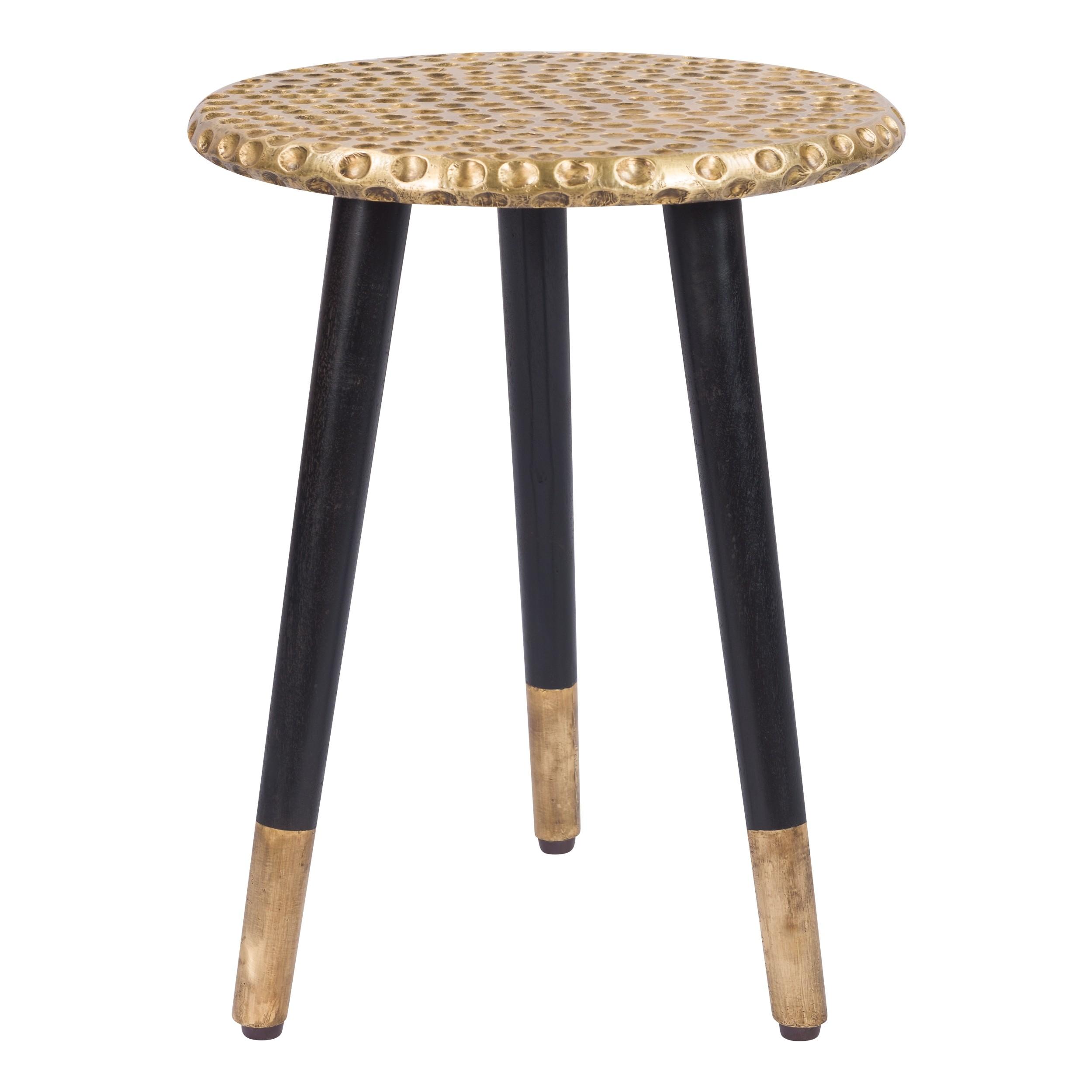 acheter table d appoint dore bois