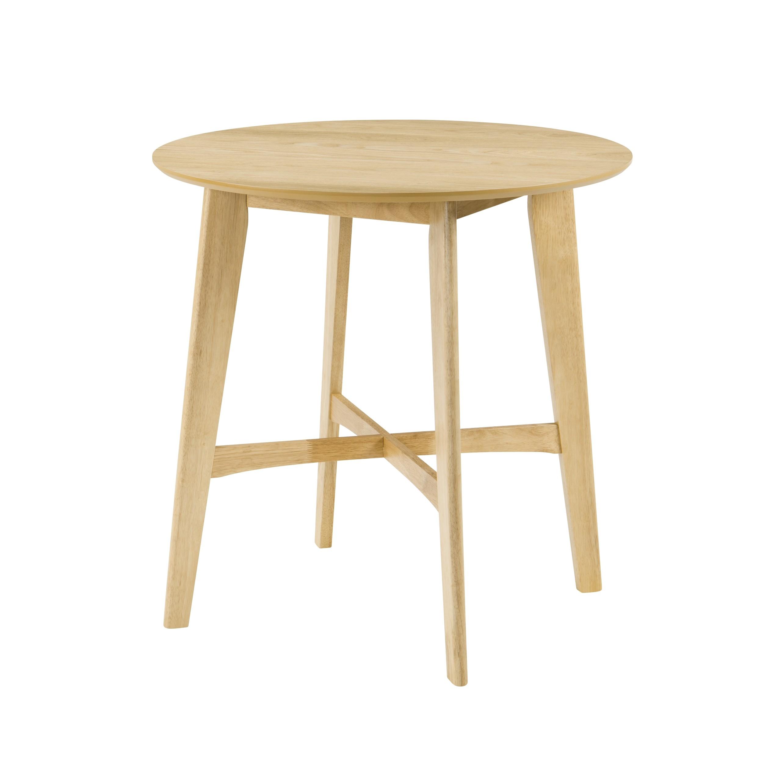 acheter table de bar en bois clair