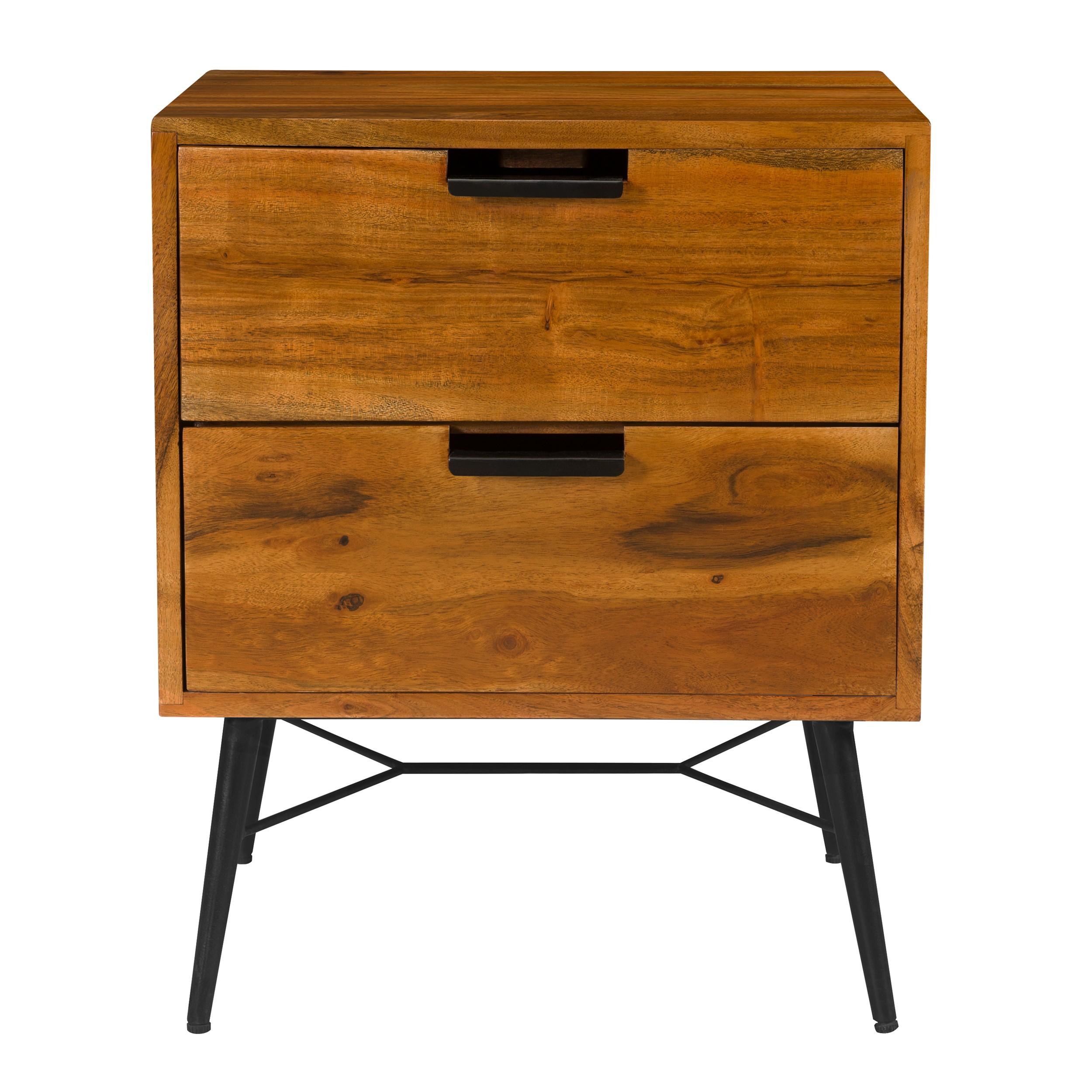 acheter table de chevet en bois