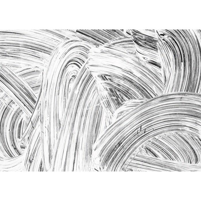 acheter tableau acrylique noir et blanc