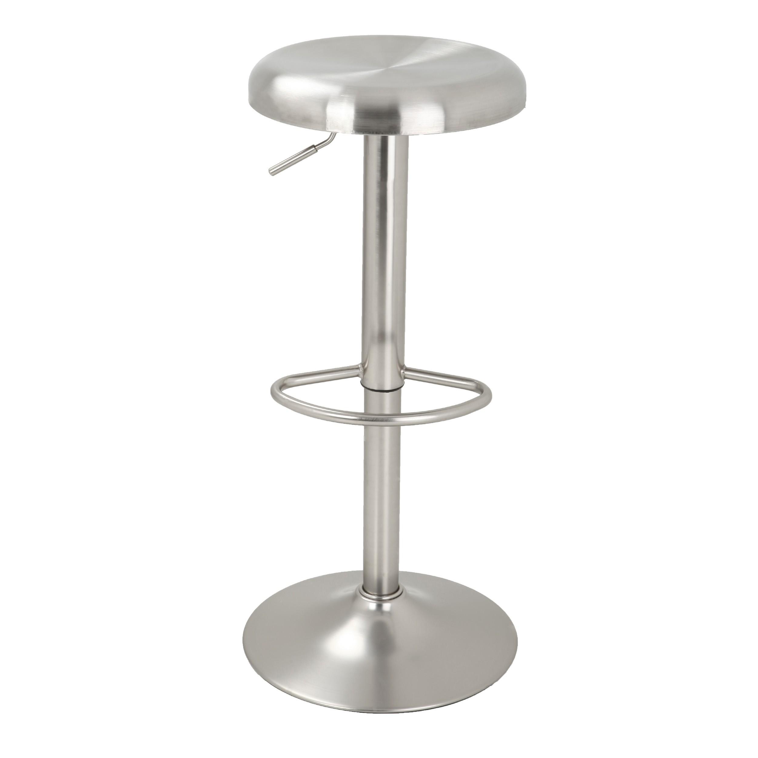 tabouret de bar silver installez nos tabourets de bar silver prix discount rdv d co. Black Bedroom Furniture Sets. Home Design Ideas