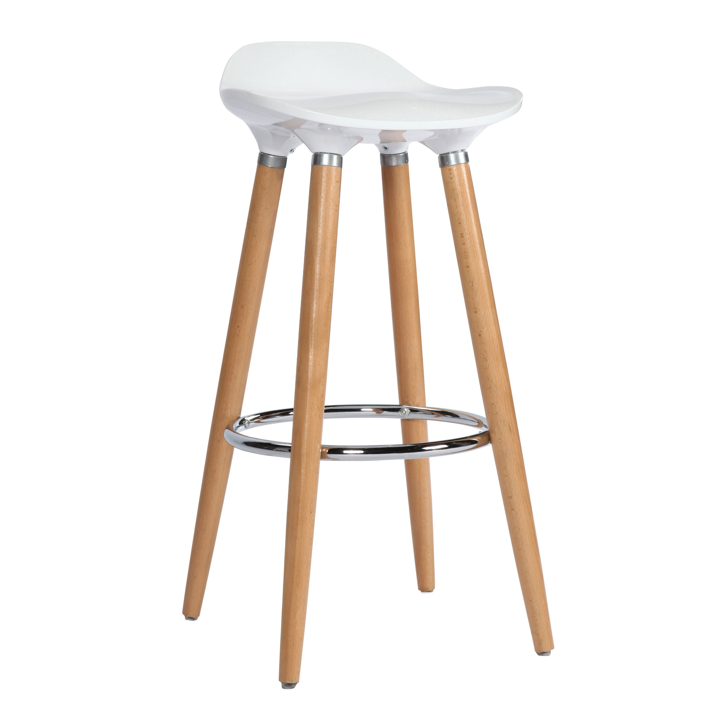 tabouret de bar italien blanc achetez nos tabourets de bar italiens blancs rdv d co. Black Bedroom Furniture Sets. Home Design Ideas