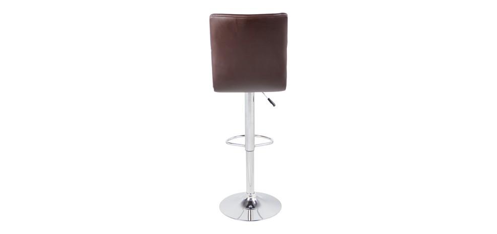 tabouret de bar swing chocolat d couvrez nos tabourets de bar swing chocolat design rdv d co. Black Bedroom Furniture Sets. Home Design Ideas