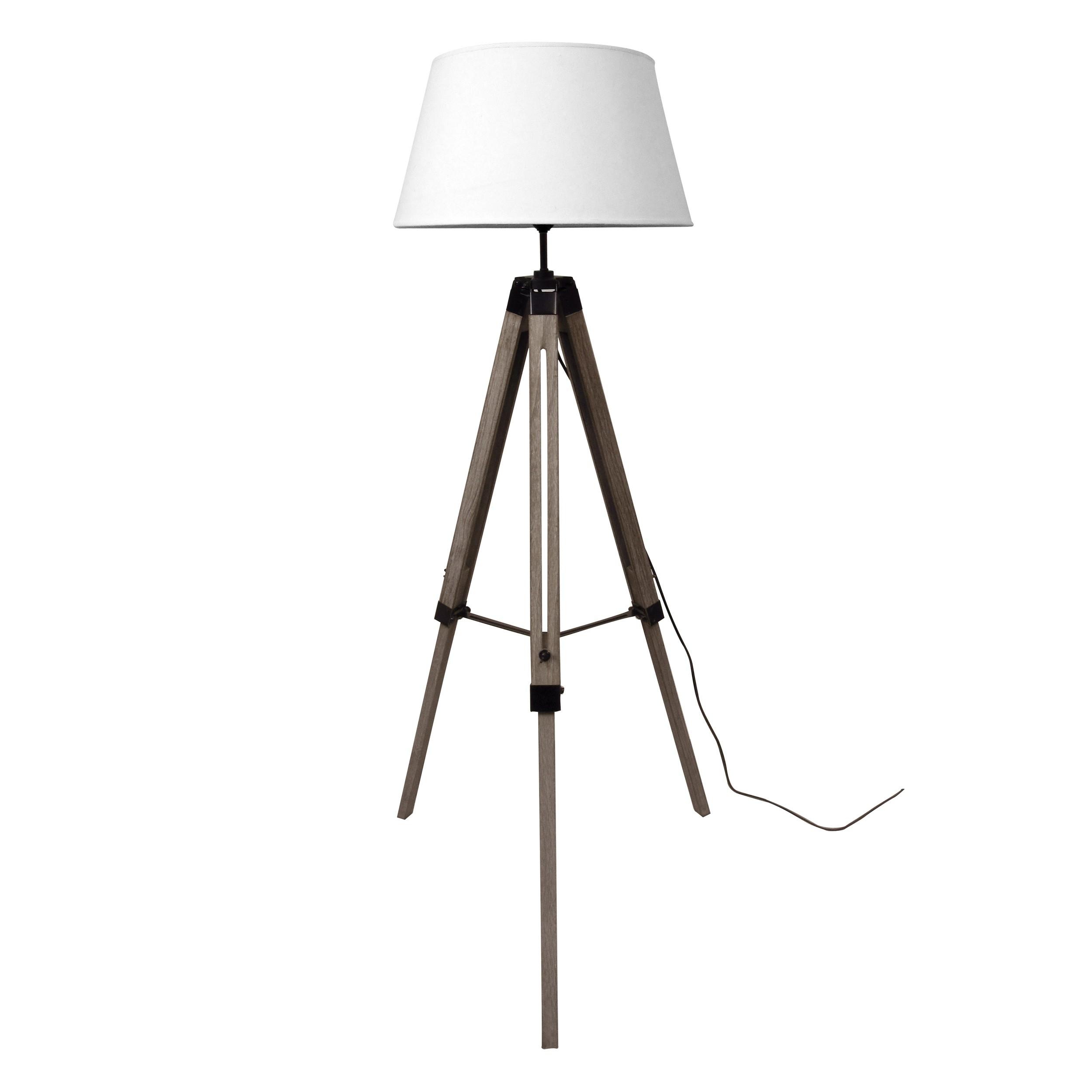 lampadaire tr pied marine blanc d couvrez nos. Black Bedroom Furniture Sets. Home Design Ideas