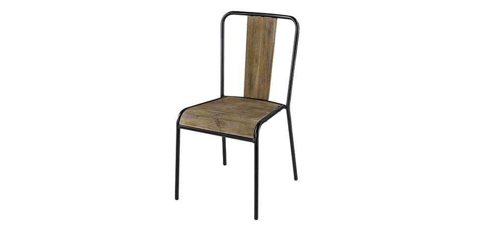 Chaise metal pas cher à chaise factory choisissez nos chaises factory design à prix d
