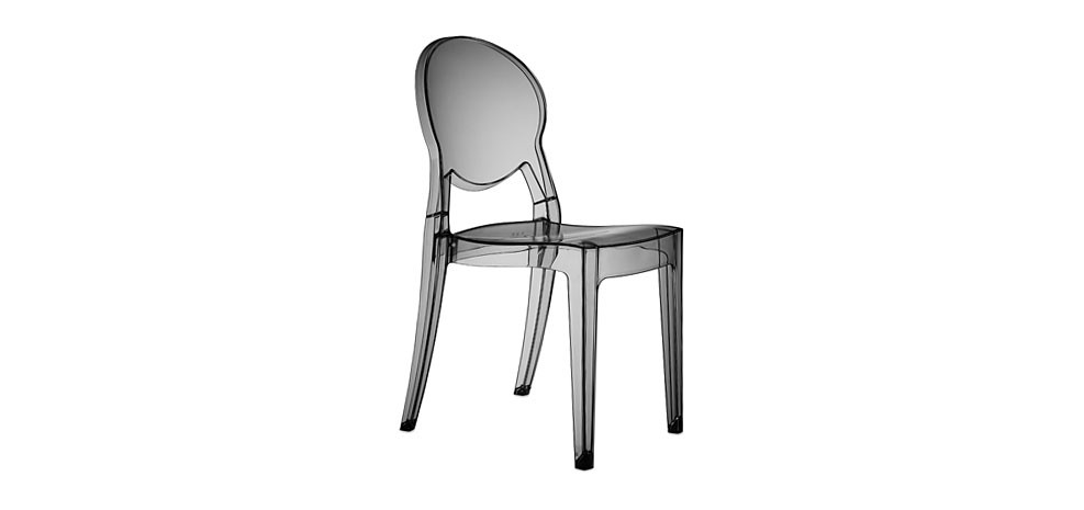 chaise m daillon en plexi d couvrez nos chaises. Black Bedroom Furniture Sets. Home Design Ideas