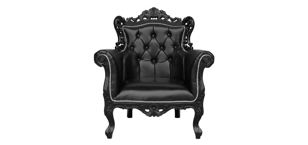 fauteuil baroque design pas cher. Black Bedroom Furniture Sets. Home Design Ideas