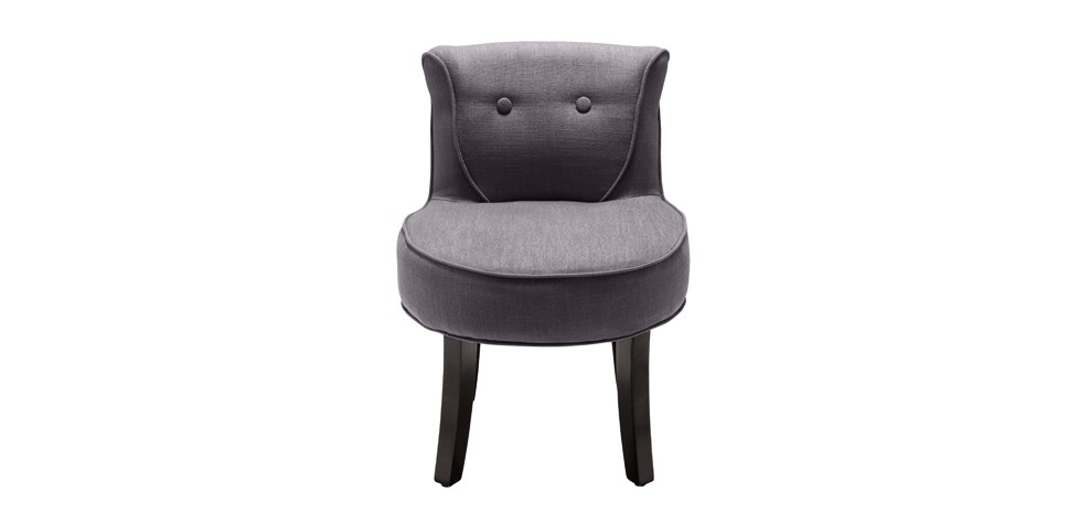 petit fauteuil crapaud gris fonc achetez nos petits fauteuils crapaud gris fonc rdv d co. Black Bedroom Furniture Sets. Home Design Ideas
