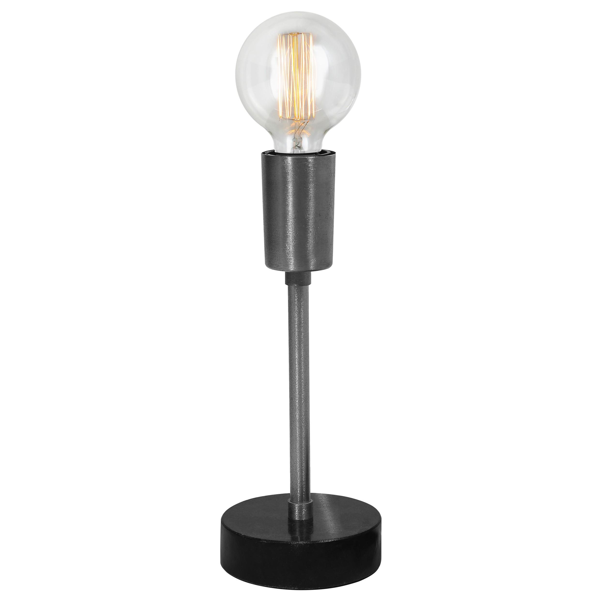 Lampe de bureau Zaria S chrome