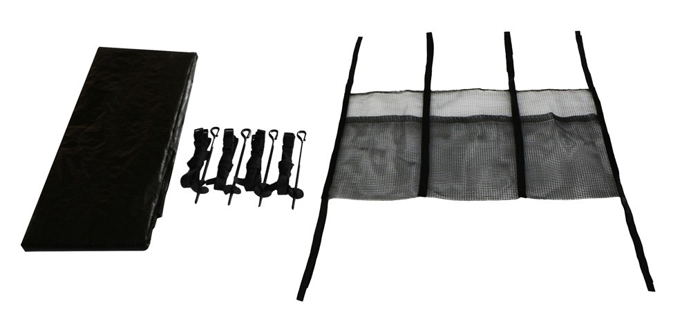 kit ancrage trampoline 366 cm pas cher