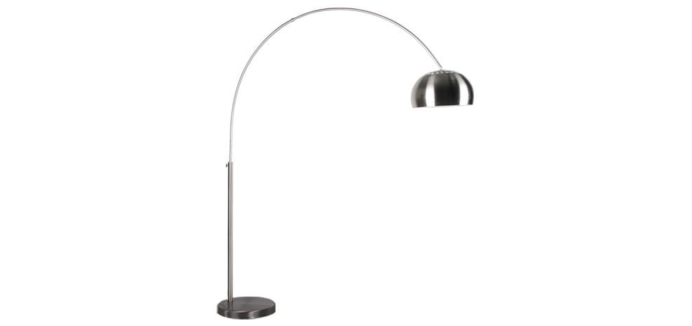 lampadaire arc d couvrez nos lampadaires arc design rendez vous d co. Black Bedroom Furniture Sets. Home Design Ideas