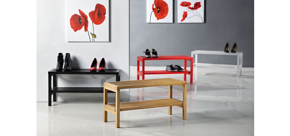meuble chaussure blanc optez pour nos meubles chaussure bancs blancs pas chers rendez. Black Bedroom Furniture Sets. Home Design Ideas