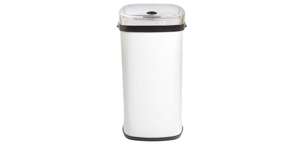poubelle carrée design