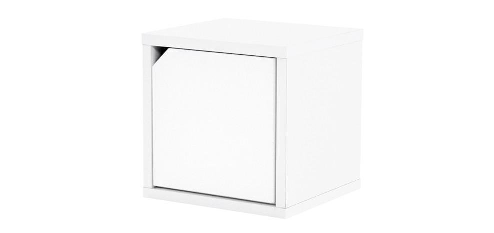 Rangement blanc 1 casier Vous souhaitez avoir une table de