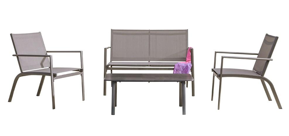 salon de jardin sevilla taupe achetez nos salons de jardin sevilla taupe design rdv d co. Black Bedroom Furniture Sets. Home Design Ideas