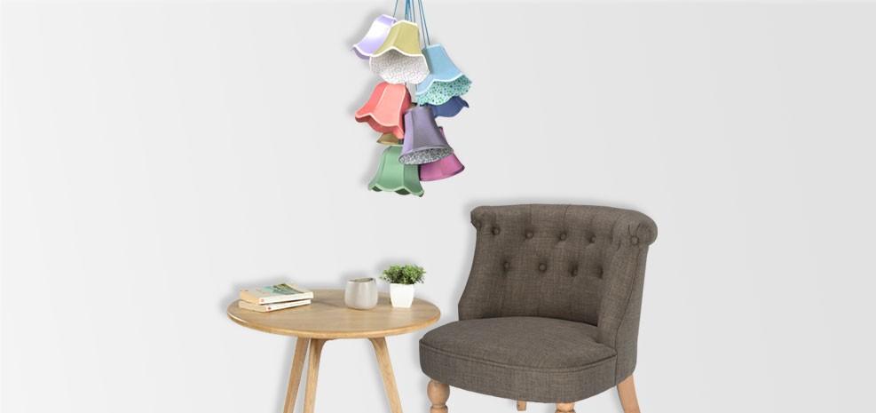 lampe suspendue multicolore optez pour nos lampes suspendues multicolores design rdvd co. Black Bedroom Furniture Sets. Home Design Ideas