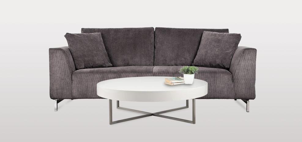 decoration table basse blanche. Black Bedroom Furniture Sets. Home Design Ideas