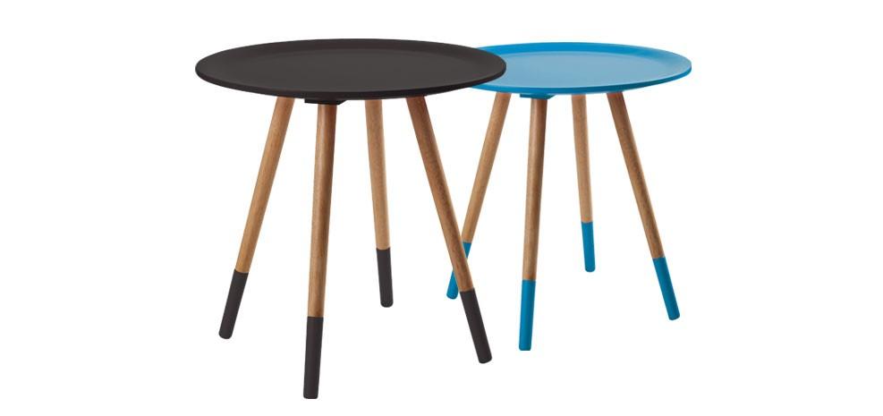 table ronde noire prix table ronde noire. Black Bedroom Furniture Sets. Home Design Ideas