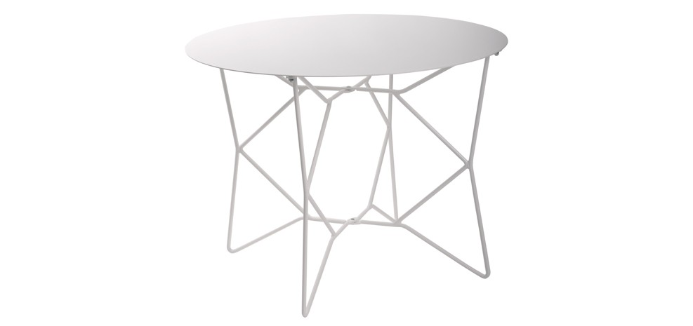 Table Basse Ronde Diamante Zuiver