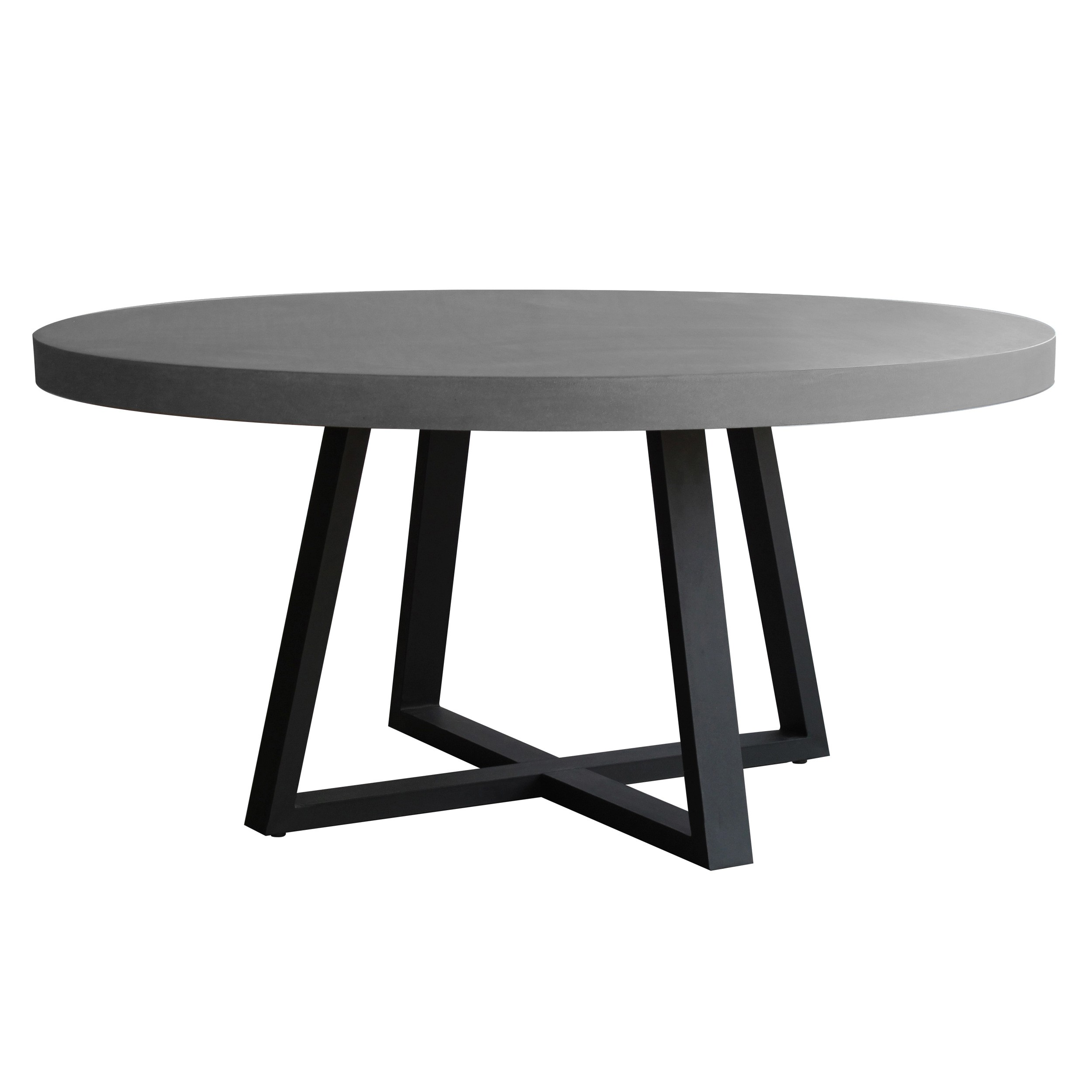 table ronde mahuru 140 cm d couvrez nos tables rondes. Black Bedroom Furniture Sets. Home Design Ideas