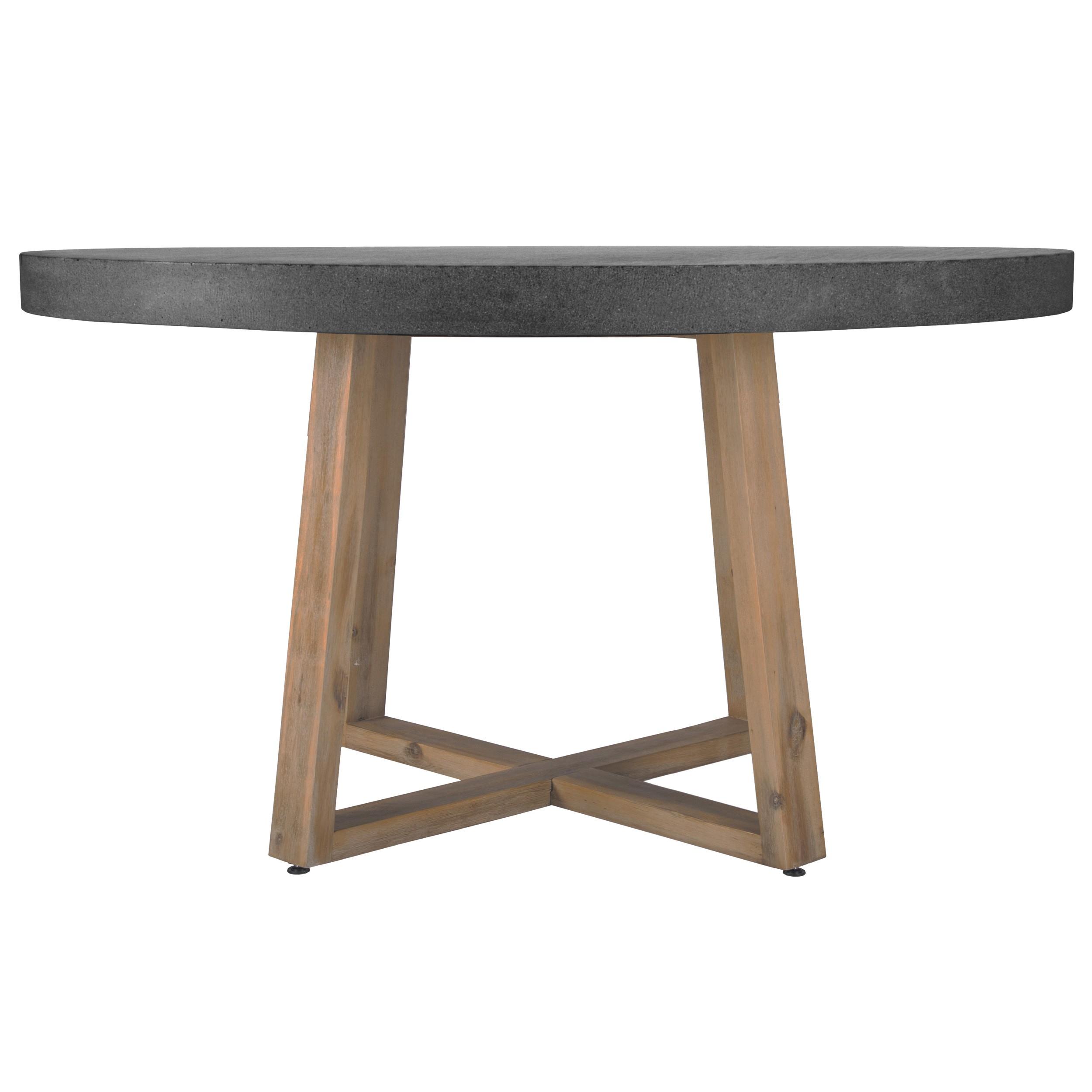 Table Ronde 140 Cm : table ronde tambora 140 cm essayez les tables rondes tambora 140 cm rdv d co ~ Teatrodelosmanantiales.com Idées de Décoration
