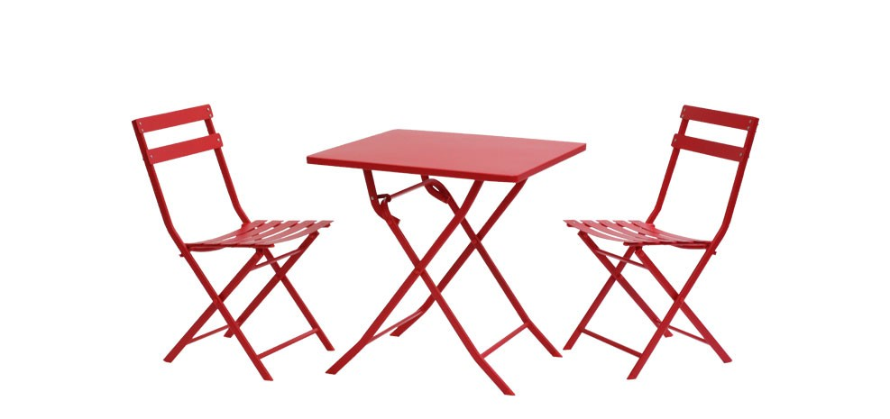 table de jardin rouge achetez nos tables de jardin rouges design rdvd co. Black Bedroom Furniture Sets. Home Design Ideas