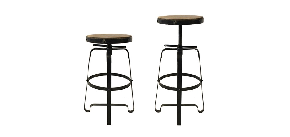 tabouret de bar rustique commandez nos tabourets de bar rustiques pas chers rdvd co. Black Bedroom Furniture Sets. Home Design Ideas