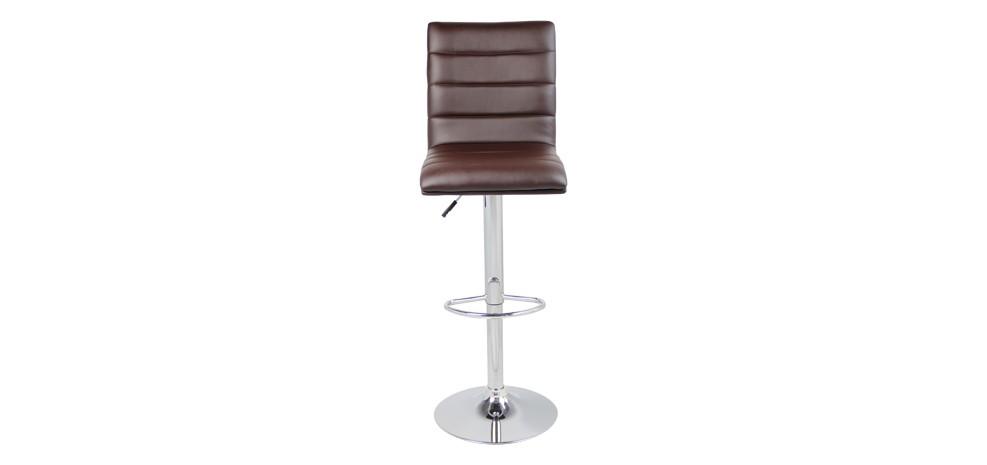 tabourets de bar swing chocolat lot de 2 adoptez les tabourets de bar swing chocolat lot de. Black Bedroom Furniture Sets. Home Design Ideas