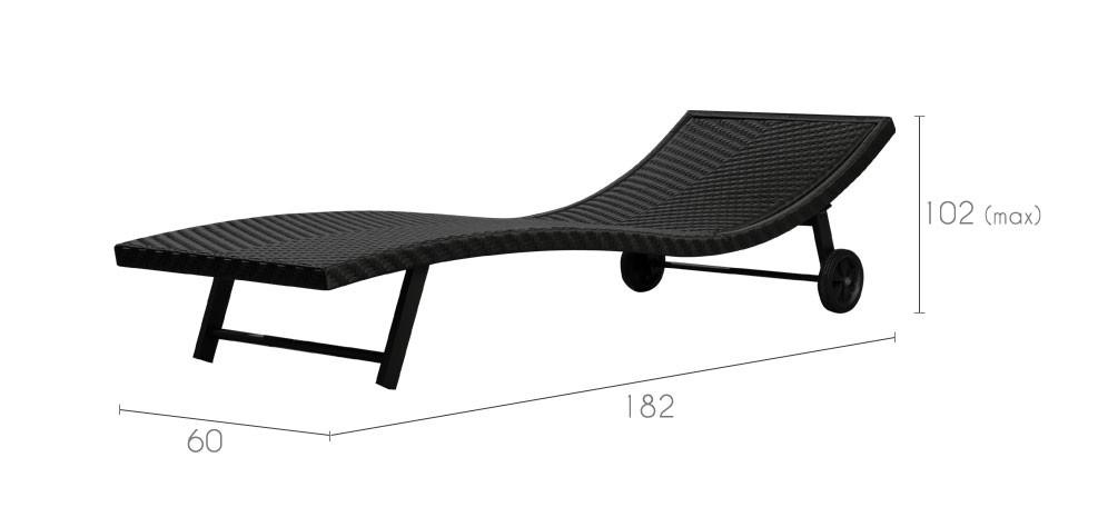 transat en texaline commandez nos transats en texaline prix d 39 usine rdv d co. Black Bedroom Furniture Sets. Home Design Ideas