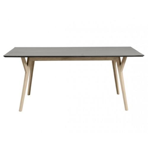 Table rectangulaire Bukas 180 cm