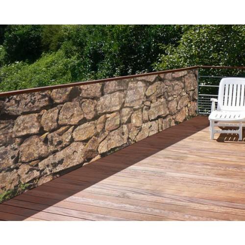 brise vues installez l 39 un de nos brise vues sur votre terrasse rdv d co. Black Bedroom Furniture Sets. Home Design Ideas