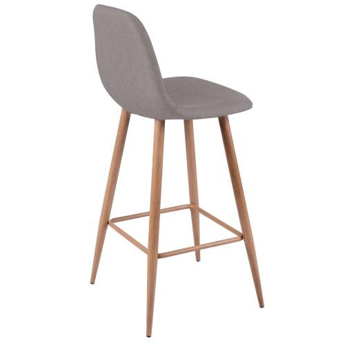 chaise de bar confortable good chaises ikea cuisine. Black Bedroom Furniture Sets. Home Design Ideas