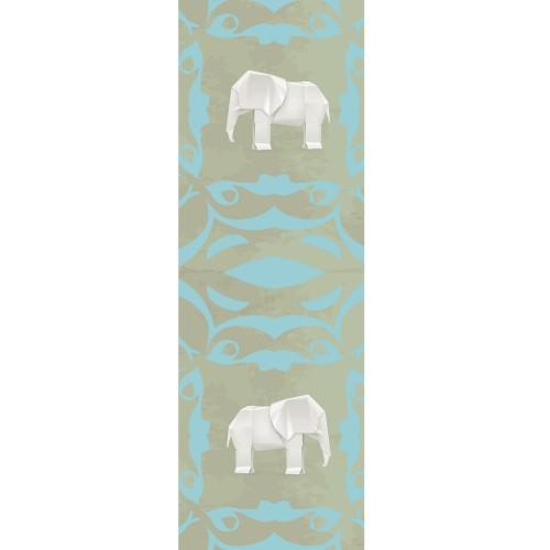 achat le elephant bleu kaki