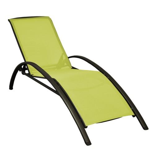 acheter lit de soleil vert lime pas cher 2