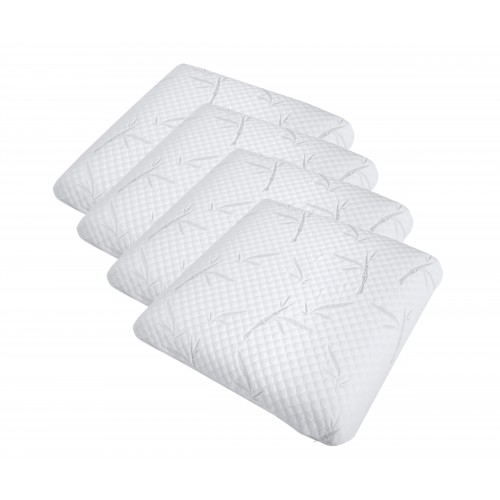 achat lot de 4 oreiller memoire de forme