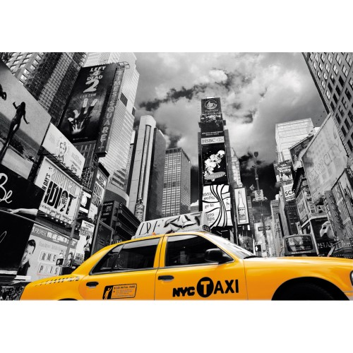 achat poster 200x140 cm taxi new york